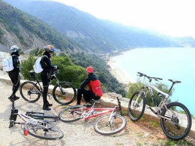 bicycle rental Athens Peloponnese Argos Nafpolio Kalamata Messinia Anavyssos Sounio Marathonas