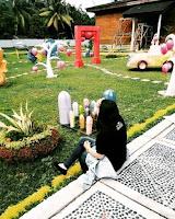 Taman Lampion Kota Padang