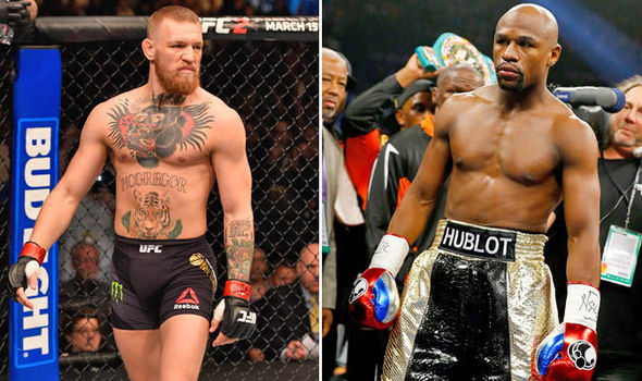 Video: Floyd Mayweather makes fun of Conor McGregor in new video and offers fans 10k for a great caption