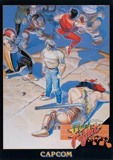 final fight ( Arcade )