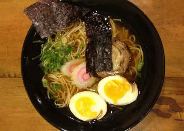Kuliner Ramen, Sengoku Noodle