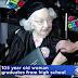 Απίστευτο και όμως αληθινό! Αποφοίτησε από το γυμνάσιο σε ηλικία 105 ετών