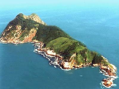 Berita Misteri - Ilha de Queimada Grande, Brazil