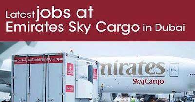 Emirates Sky Cargo Jobs in Dubai