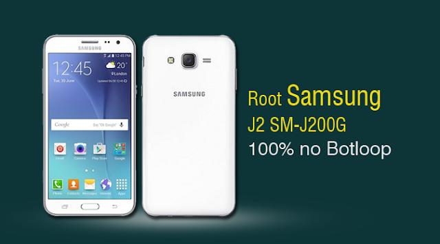 Cara Ampuh Root Samsung J2 SM-J200G 100% Berhasil Dan No Bootloop