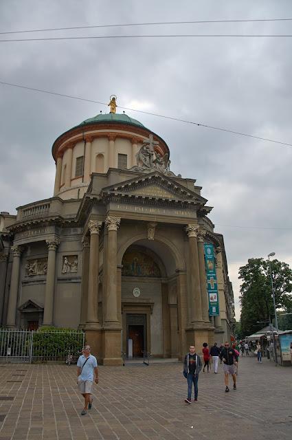 kościoły Bergamo, ulice, jak trafić?