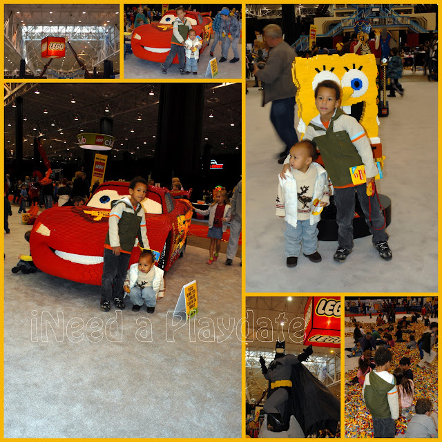 Pictures from Lego KidsFest Cleveland 2011 @mryjhnsn | meet and greet