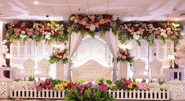41 Ide Dekorasi Pernikahan Di Rumah Yang Sederhana Tapi