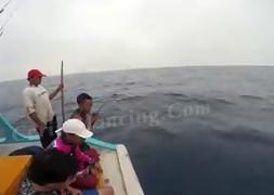 Mancing Seru Dikira Dapat Tenggiri Taunya Ikan Tuna
