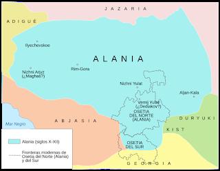 Origen de Catalunya, alanos, cath-alanos, cath-alaunia 3