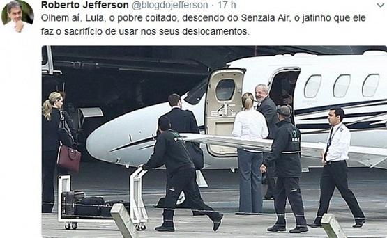 Pivô do mensalão ironiza discurso de Lula: 'pobre coitado'