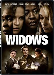 Widows [2018] [DVD R1] [Latino]