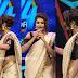 Alina Padikkal Hot Hip Photos in Saree  | Malayalam Anchor Hot Photos
