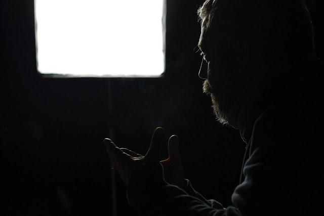 Ritratto fotografico di Max Angeloni