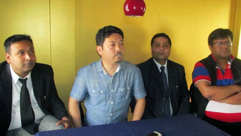 Parikrama - Adrian friends concert at mela ground kalimpong postponed
