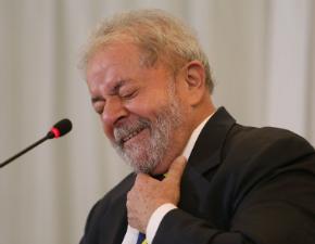 MP pede a Moro que cobre explicações de Lula sobre presentes