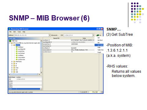 Networking Fundamentals and Certification Blog: SNMP