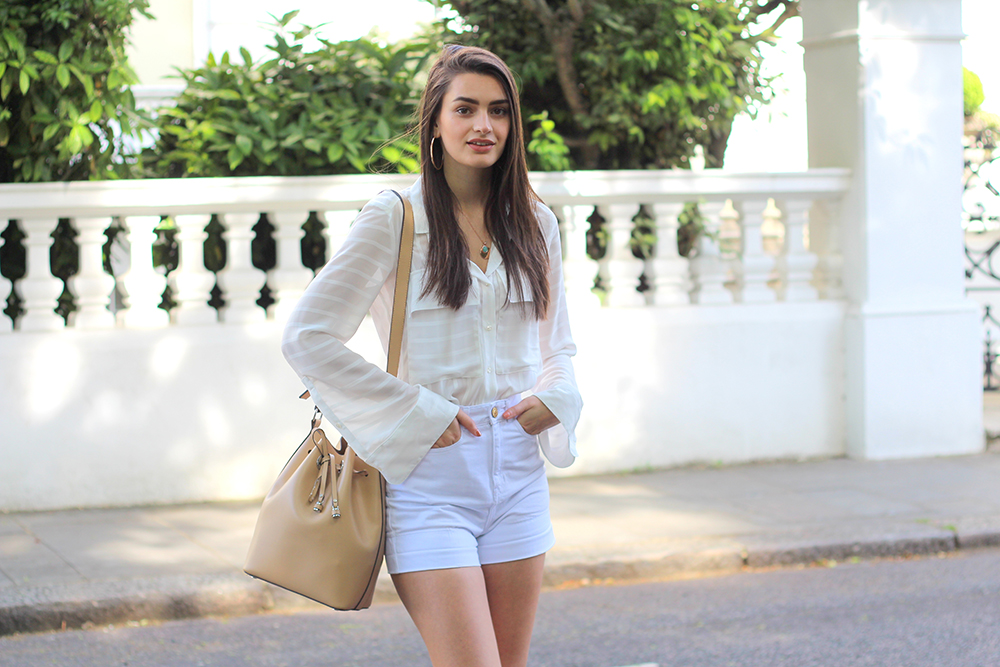 summer in London outfit peexo blogger
