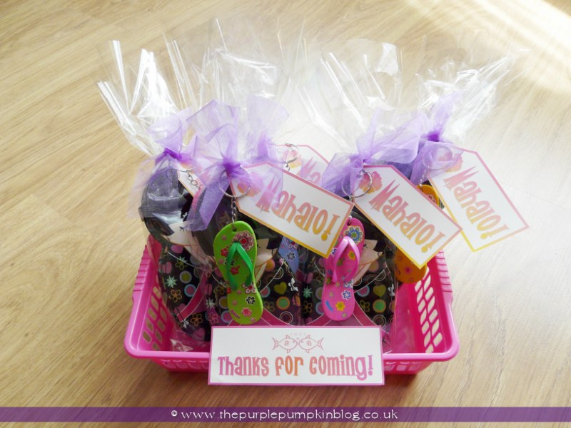Party Favors Tails Dreams Hen The Purple Pumpkin Blog