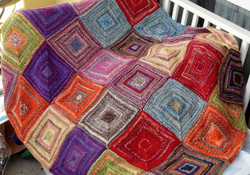 Mexico Blanket - Free Pattern