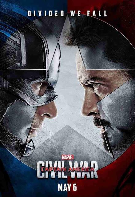 Civil War fue el segundo film más buscado en IMDb