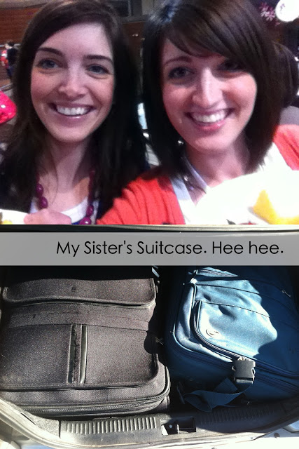 The Sisters - My Sister's Suitcase - Packed with Creativity
