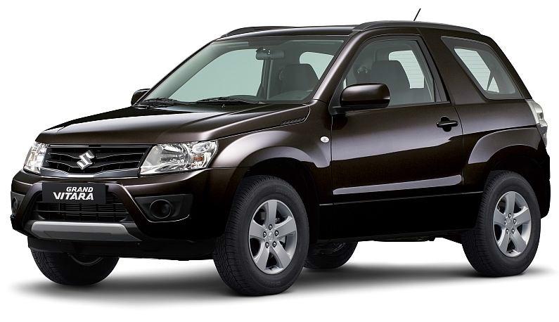 Lanzamiento: Suzuki Grand Vitara 1.6 JX 4WD : Autoblog ...