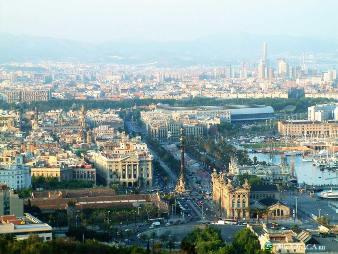 Fotos De Barcelona Espanha Cidades Em Fotos