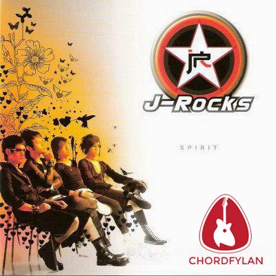 Lirik dan Chord Kunci Gitar Tersesal - J-Rocks