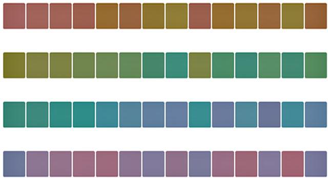 Test: ¿Puedes diferenciar correctamente los colores?