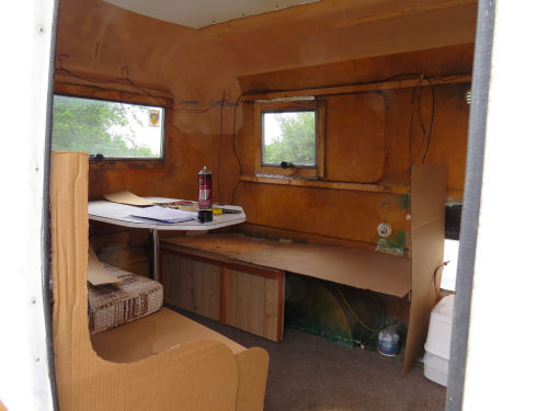 fiberglass trailer interior plan