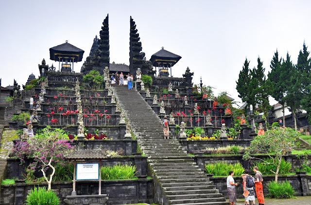 Pura Besakih Temple, Indonesia
