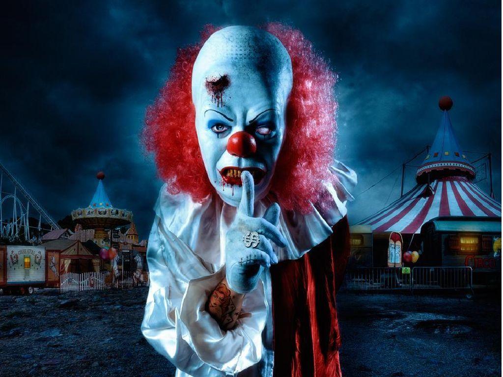 Wallpaper: Wallpaper Clown Hd