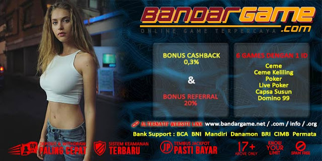 Cara Main Judi Turnamen Poker Online BandarGame.