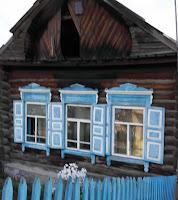Пожар в с. Курьи по адресу ул. Красных Орлов 104