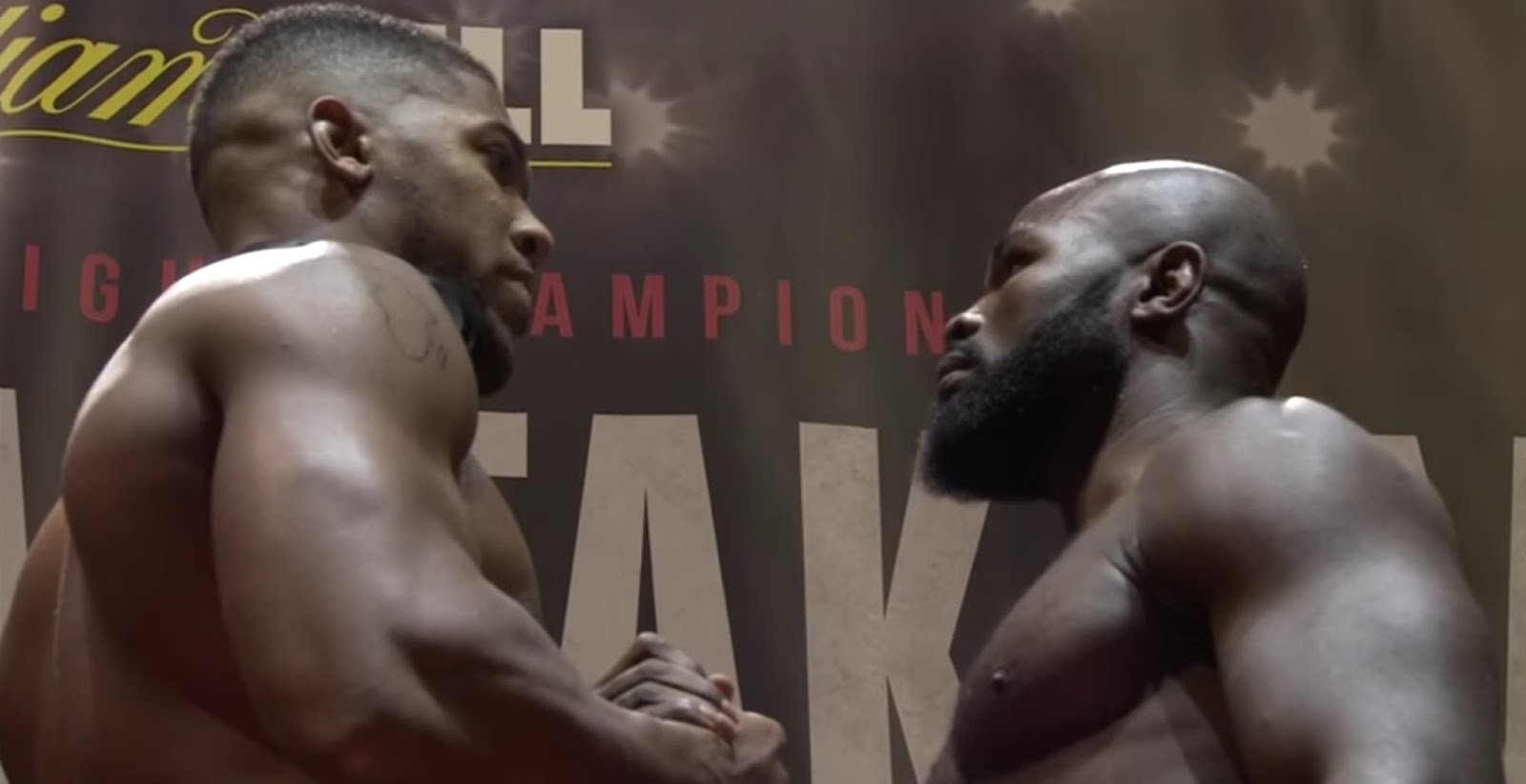 ANTHONY JOSHUA VS CARLOS TAKAM 3