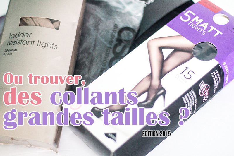 collants grandes tailles 2015 blog mode ronde