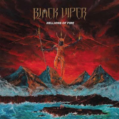 Resultado de imagem para Black Viper - Hellions Of Fire