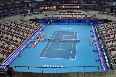Cancha de Tenis Profesional