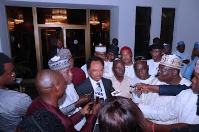 APC Senators Insist Saraki, Dogara Must Step Down