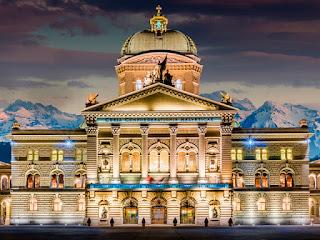 Берн, Федеральный дворец