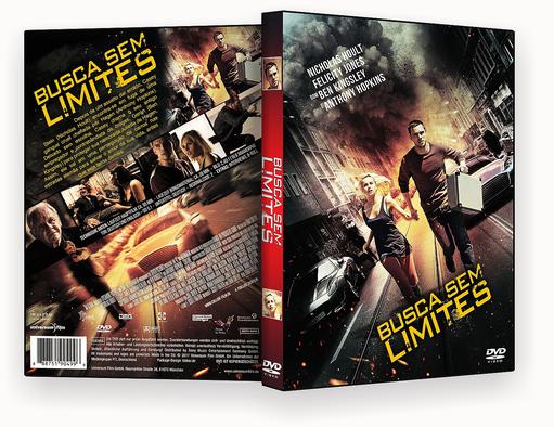 Busca Sem Limites 2017 DVD-R AUTORADO