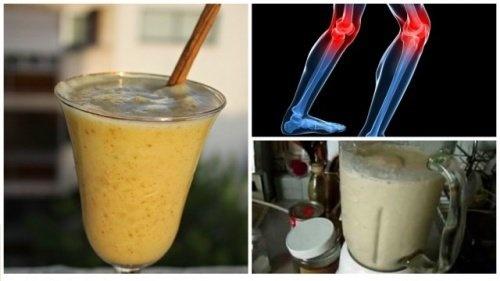 Jus d'ananas et Cannelle pour renforcer les ligaments et les tendons du genou