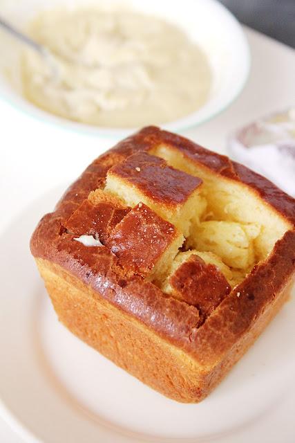how to make japanese honey toast
