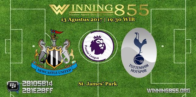 Prediksi Skor Newcastle United vs Tottenham Hotspur