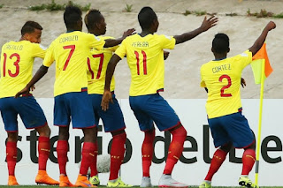 Ecuador U20 enfrenta a Argentina U20 en Hexagonal Final Sudamericano Sub 20