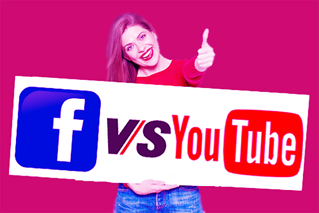 Facebook Vs YouTube: Which Platform Is More Effective for Video Marketing, Facebook Vs YouTube