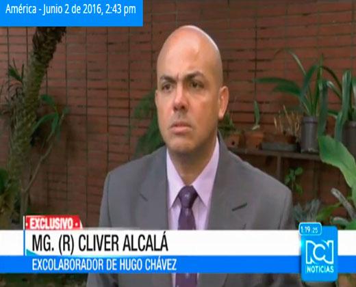 Clíver Alcalá: Chávez se equivocó al elegir a Maduro