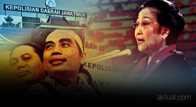 Megawati Dipolisikan, PDIP Ingatkan Polri Terkait Instabilitas Keamanan Pilkada Jatim