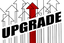 What's the difference in Update Vs Upgrade?